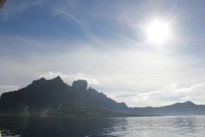 タヒチ ボラボラ島
