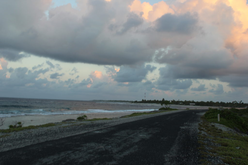 ランギロア島